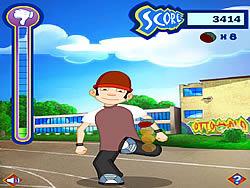 Xtreme Kicks 'n Flips oyunu