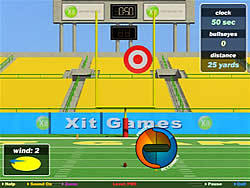 Jogar jogo grátis 3D Field Goal