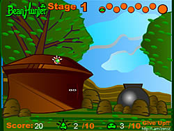 Bean Hunter game