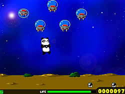 Panzo Invaders 2 game