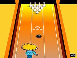 Gioca gratuitamente a Ten Pin Bowling