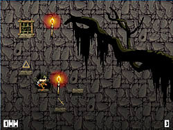 Pazzo Francesco in Escape from Rakoth Dungeons game