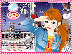 Esperanza Makeover game