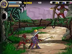 Gioca gratuitamente a 3 Foot Ninja II