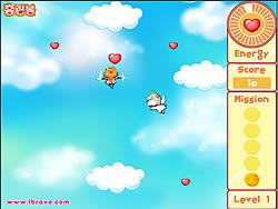 Flying Kitten game
