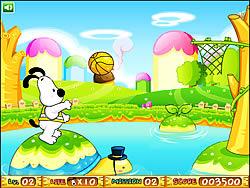 Basketdog game