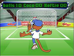 Jogar jogo grátis Coco Penalty Shoot-out