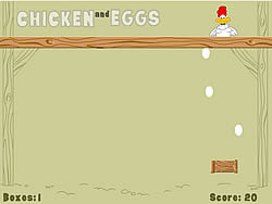 Chicken and Egg game