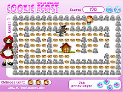 Gioca gratuitamente a Little Red Riding Hood - Cookie Feast