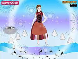 Gioca gratuitamente a Swedish Girl Dressup