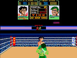 Punch-Out game