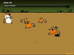 Permainan Pumpkin Patch Blast