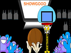 Show Good Basketball Game game