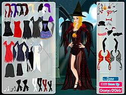 Gioca gratuitamente a Halloween Elegance