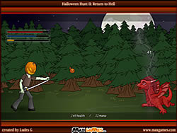 Gioca gratuitamente a Halloween Hunt 2
