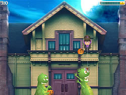 Trick for Treats game