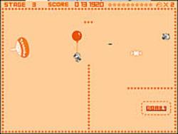 Tobby Balloon game