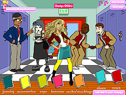 Popular Girl Dressup game