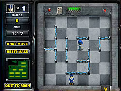 Permainan The Escape Game