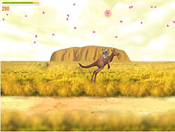 Outback Winds game