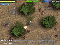 Permainan 3D Micro Wars