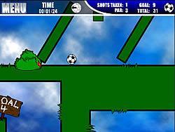 Jogar jogo grátis Goal in One