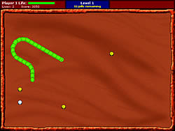 Radioactive Snakes game