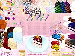 Super Dooper Dessert Deluxe