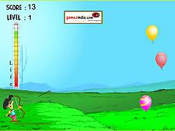 Balloon Hunt game