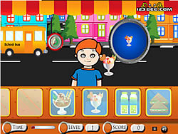 Roadside Fastfood game