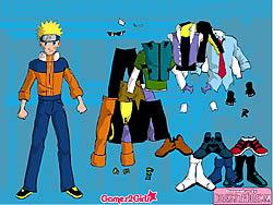 Naruto Dressup game