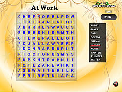 Gioca gratuitamente a Word Search Gameplay - 30