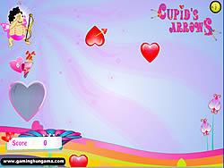 Jogar jogo grátis Cupid's Arrow