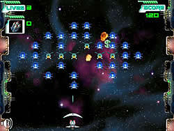 Gioca gratuitamente a Galaxy Invaders
