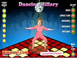 Permainan Dancing Hilary