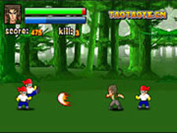 Kung Fu Young game
