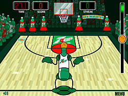 BasketBots game