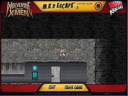 Gioca gratuitamente a Wolverine MRD Escape