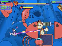 Gioca gratuitamente a Ultimate Crab Battle
