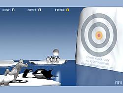 Yeti Sports (Part 2) - Orca Slap game