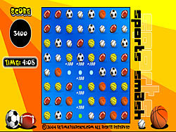 Sports Smash game