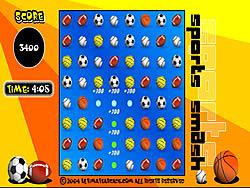 Gioca gratuitamente a Sports Smash