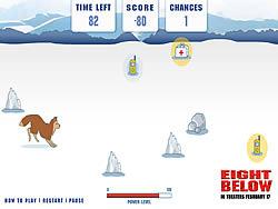 Antarctic Guide game