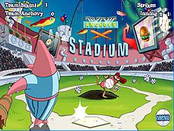 Gioca gratuitamente a Spongebob Slammin' Slugger