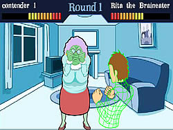 Zombie Attack game