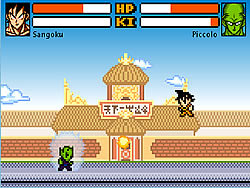 Permainan Dragonball Z Tribute
