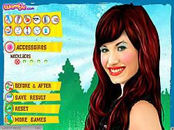 Gioca gratuitamente a Demi Lovato