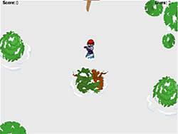 Snowboard Challenge game