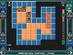 The Crate Escape game