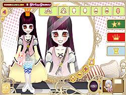 Princess Bonnie Dress Up game